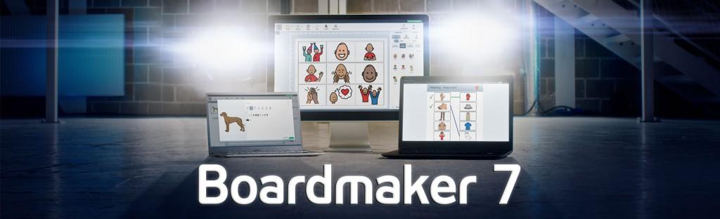 TobiiDynavox-Boardmaker7-Packshot-Text-Web-Banner-1800x550